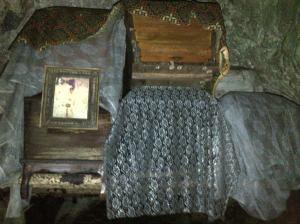 Pemakaman di dalam Goa