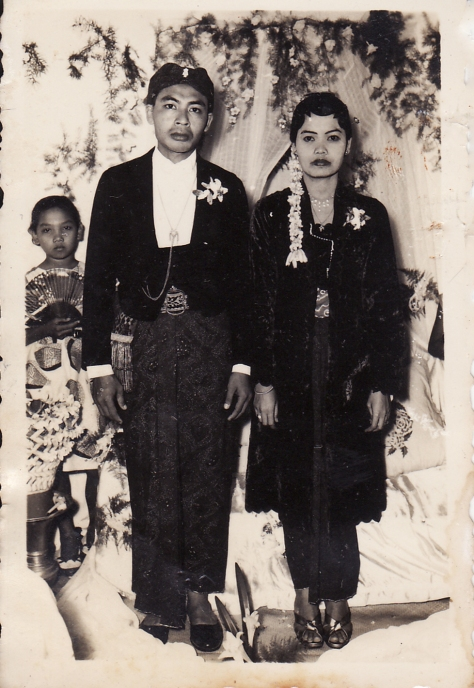 My Grand Parents' Wedding
