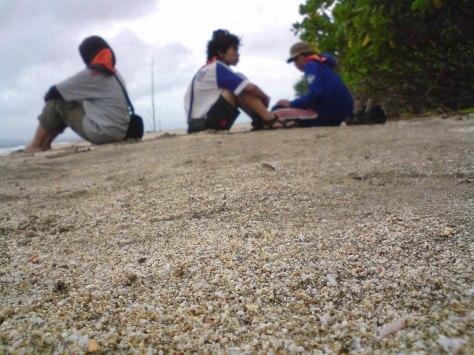 Pasir Pantai - Alas Purwo