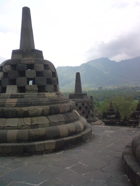 BOROBUDUR TEMPLE - The Largest Temple in Indonesia