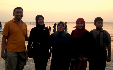 Happy Family in Pasir Putih Bondowoso