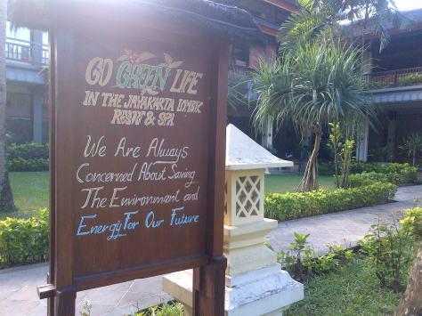 Suasana Nyaman Hotel Jayakarta
