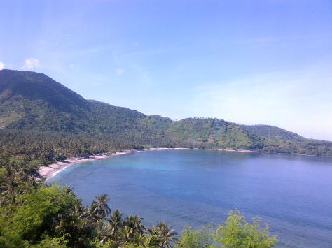 Panorama di Bukit Malimbu