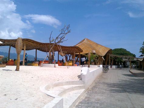 Resto Hotel Villa Ombak