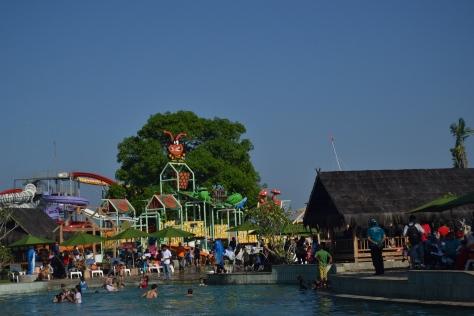 Baruga Water Boom