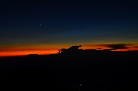 Sunrise dari Penanjakan 1